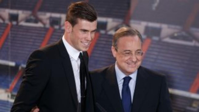 El triunfal fichaje de Bale por el Madrid no ha recibido tan buenos come...
