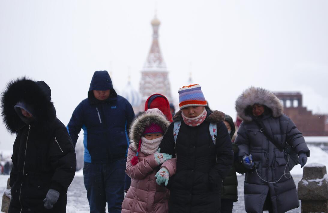 Nevada Moscú