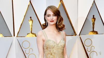 En fotos: la alfombra roja de los Oscar 2017