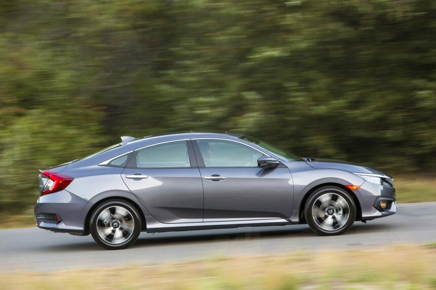 Honda Civic Touring 2016