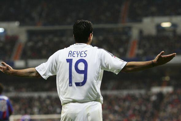 """José Reyes llegó como una """"Perla"""" al Real Madrid y salió como una ostra..."""