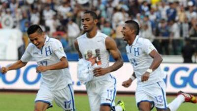 Honduras contará con todo su arsenal para los amistosos contra Brasil y...
