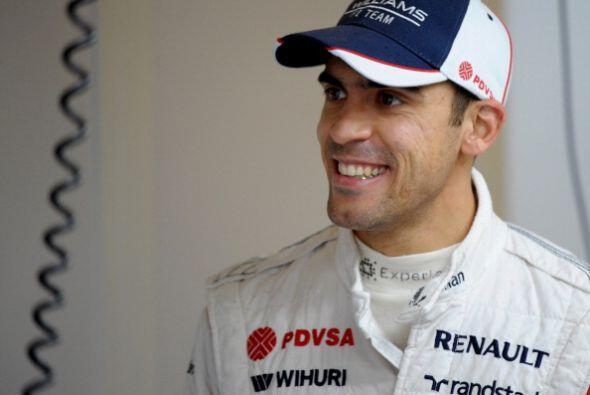 Pastor Maldonado tiene el récord de mayor número de victorias en la GP2...