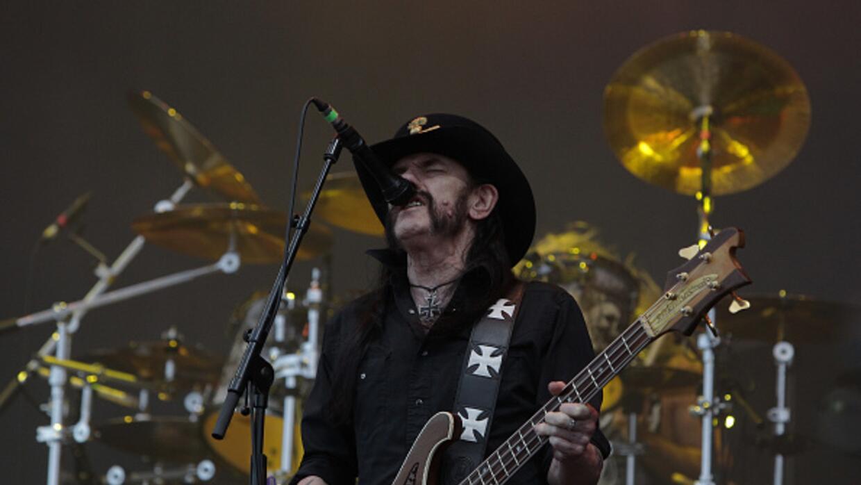 "Muere ""Lemmy"" Kilmister, uno de los fundadores de la banda Motorhead lem..."