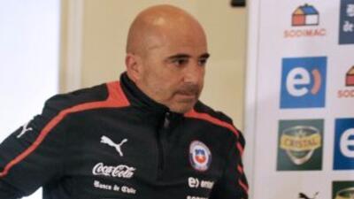 Jorge Sampaoli.