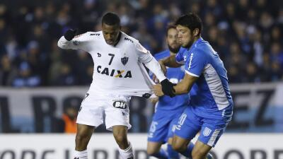 Racing y Atlético Mineiro dejan todo para la vuelta en octavos de final