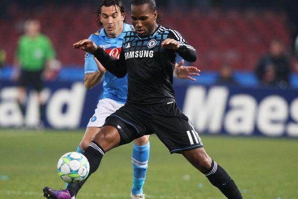 Por su parte, el Chelsea de Roberto Di Matteo confía en Stamford Bridge,...