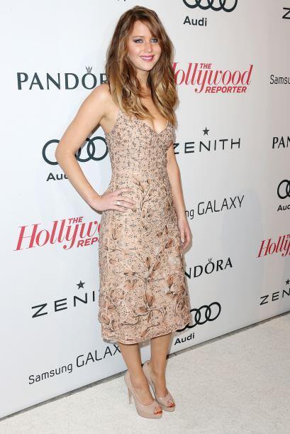Jennifer también consiguió muchos admiradores por interpretar a una jove...