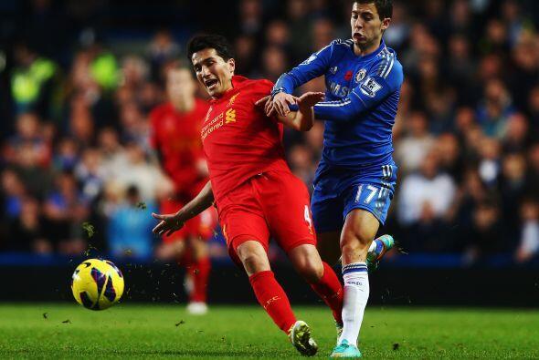 Sin embargo, Chelsea mantenía la ventaja.