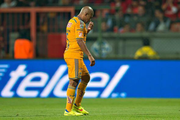 Tigres tiene las bajas de Juninho elemento importante en el ataque y aho...