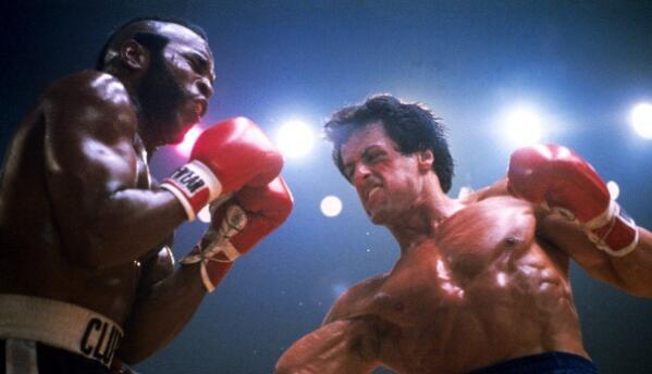 Mr. T (Rocky III)