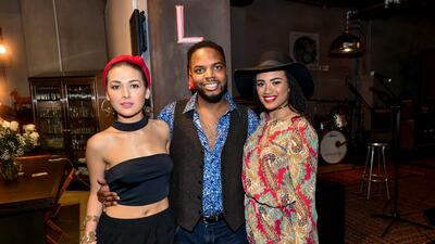 Photos: U-LAB Launch Party at Space 52