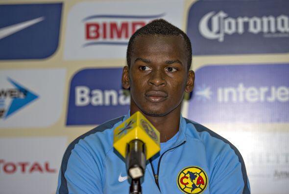 Quintero apenas llegó al club campeón del fútbol mexicano para este torn...