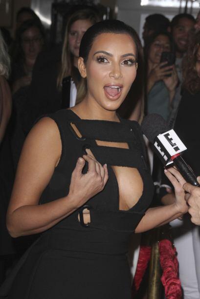 No cabe duda que la Kardashian lo tiene todo.