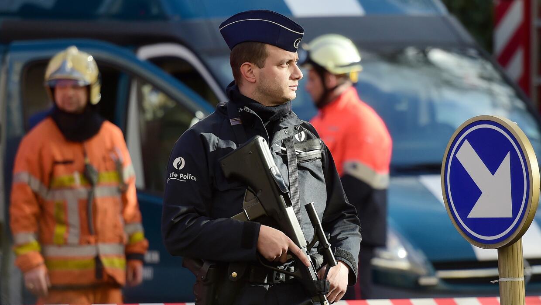 Seguridad en Bélgica