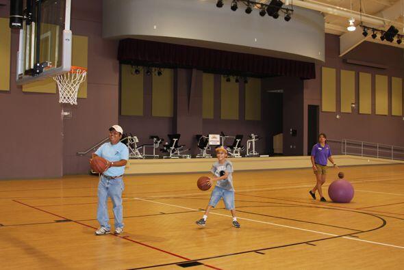 La actividad física es muy importante para todos e incluso, aquí pueden...