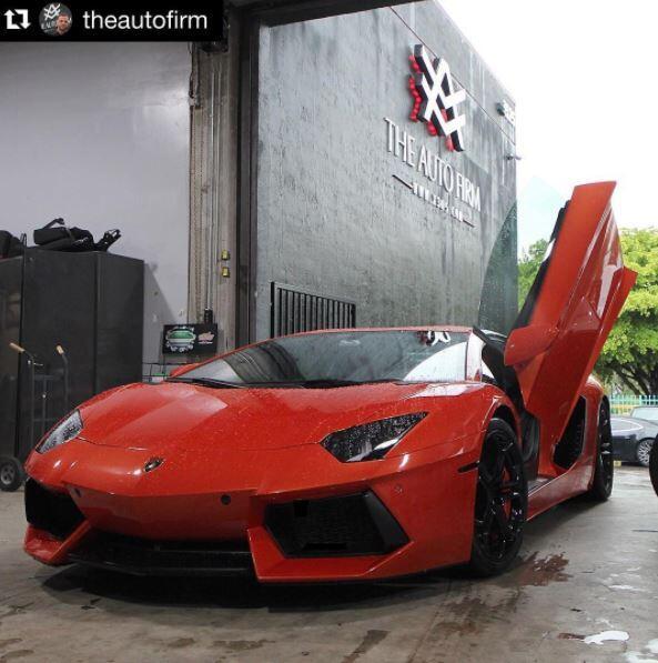 Famosos fanáticos de Lamborghini