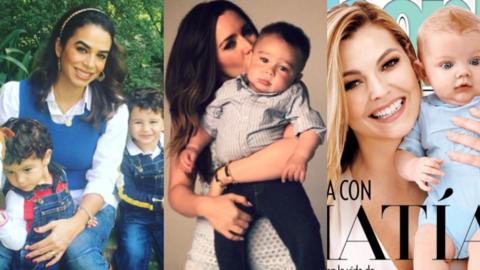 Noticias sobre los bebés de las celebridades Captura de pantalla 2017-08...