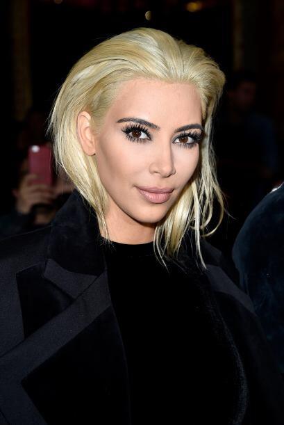 ¡¿Kim, pero qué pasa por tu cabeza?!