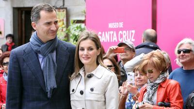 Letizia Ortiz, de reconocida periodista a futura Reina de España