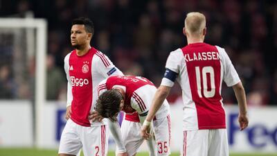 Ajax empató en casa con Heracles