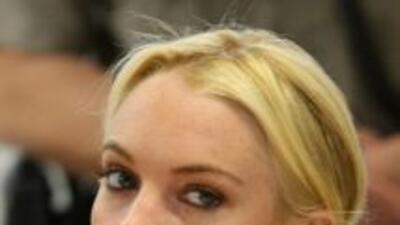 Lindsay Lohan considera la idea de decirle adiós a papá.