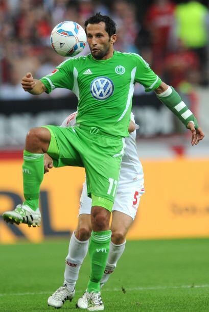 Hasan Salihamidzic es bosnio nacionalizado alemán y con la selección bos...
