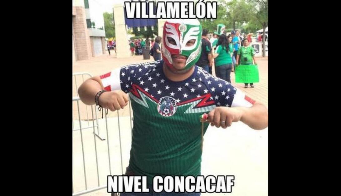 Te presentamos los mejores memes del partido entre México y Estados Unidos.