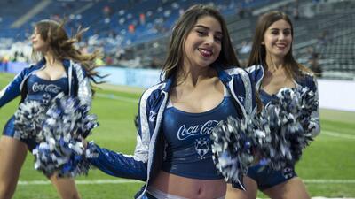 La belleza en la fecha 5 de la Liga MX