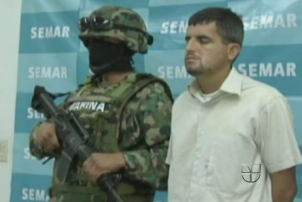 27 de julio. Autoridades presentaron a Mauricio Guizar Cárdenas,...