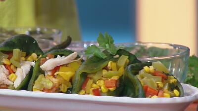 Reta tu bolsillo y prepara una deliciosa ensalada de pimientos con nopalitos a bajo costo