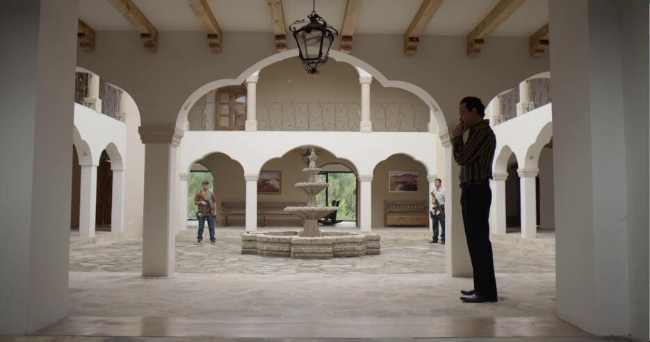 El Chapo mansiones