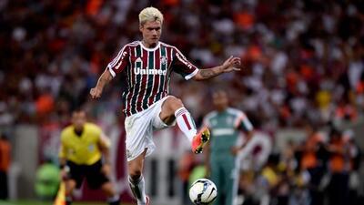 El delantero brasileño se reportó listo para unirse a los entrenamientos...