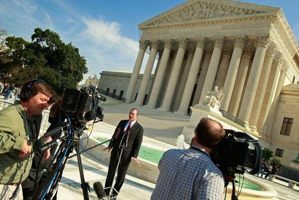 El Tribunal Supremo de Justicia de EU rechazó una apelación de cuatro gr...