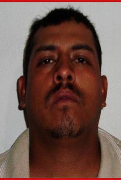 Juan Damían Muñoz Cuéllar, alias 'El Damián' fue otro de los 16 detenidos.