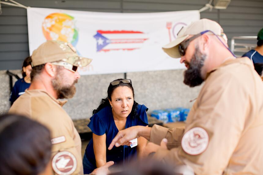 Chefs for Puerto Rico