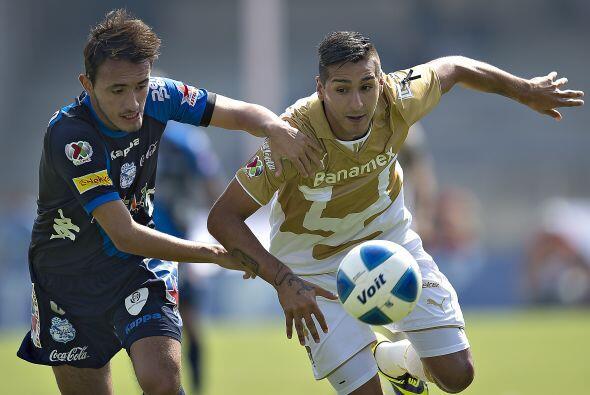 El argentino Ismael Sosa debutó con Pumas en esta fecha 1, jugó los últi...
