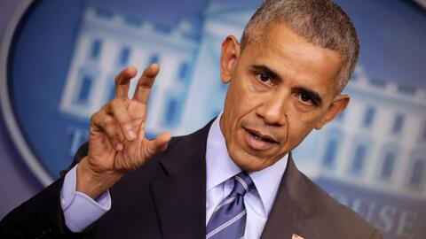 "Obama: ""Le dije a Putin que parara o habría serias consecuencias"""