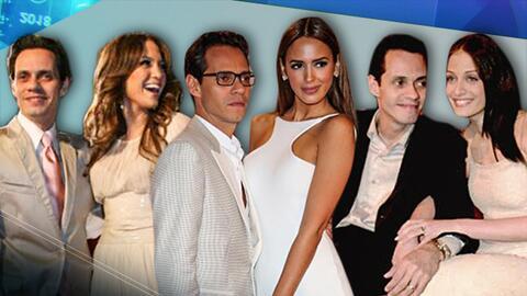 Dayanara, J Lo y Shannon: todas han desfilado con Marc Anthony en Premio...