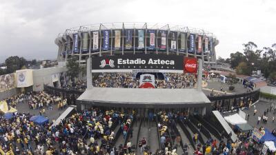 Primero lo primero del Estadio Azteca