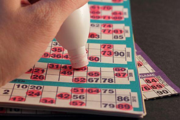 ¡Cartón lleno! ¿Qué tal una noche de Bingo? Tal vez la suerte de princip...