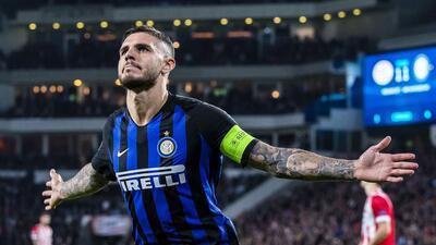 En fotos: Inter remontó en Eindhoven y sentenció la segunda derrota al PSV en Champions