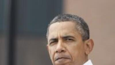 Más de la mitad de los estadounidenses desaprueba la política del presid...