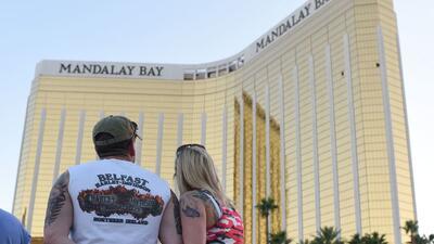 El hotel desde donde se realizó el tiroteo masivo de Las Vegas demanda a las víctimas para protegerse legalmente