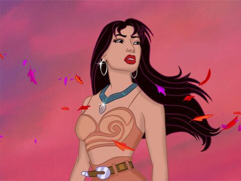 Si Selena fuera una princesa de Disney