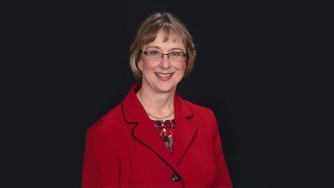 Laura Bay, presidenta de la Asociación Nacional de Padres y Maest...