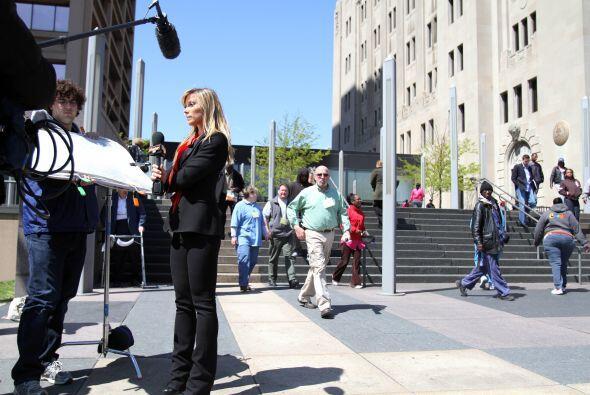 Jennifer Hudson Trial