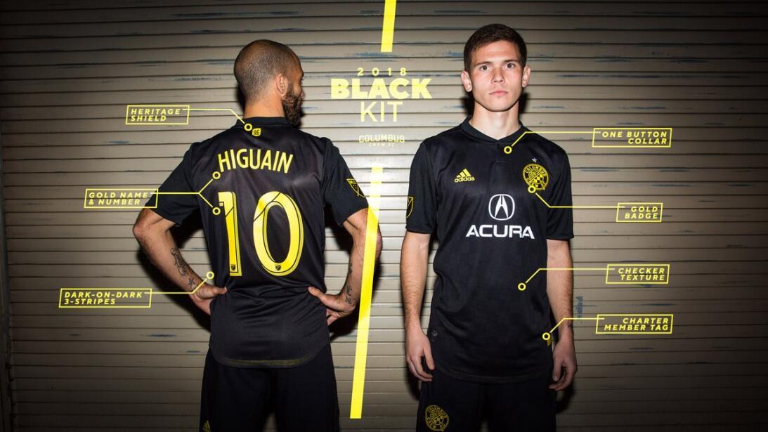 Uniforme Camisetas clubes MLS temporada 2018