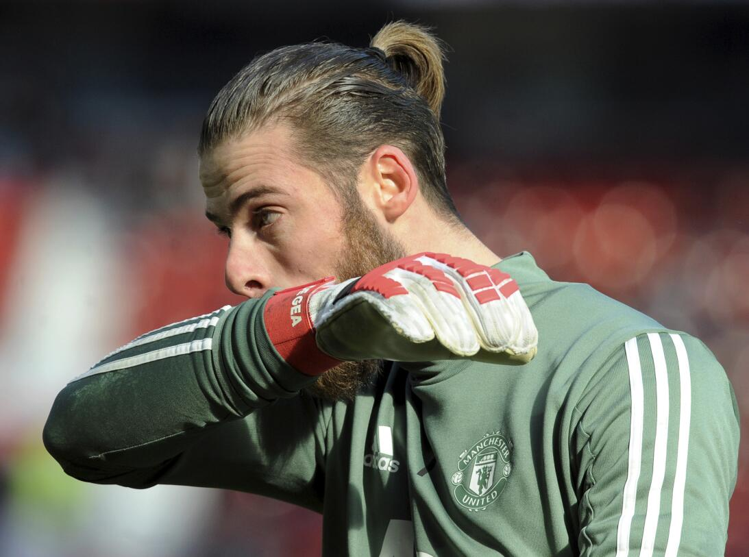 8. David De Gea (Manchester United) - España