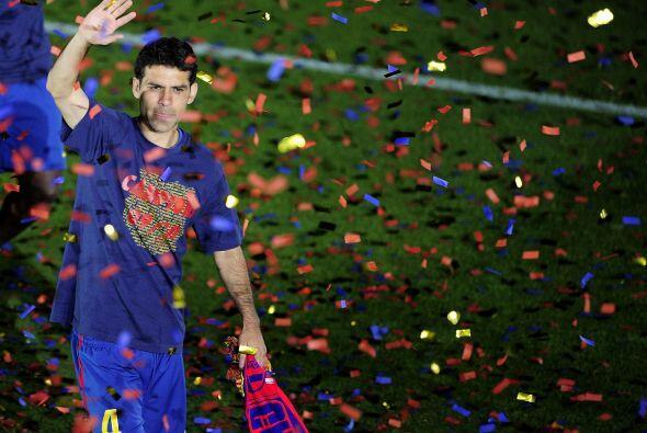 Rafael Márquez fue terminó su última temporada siendo el octavo extranje...